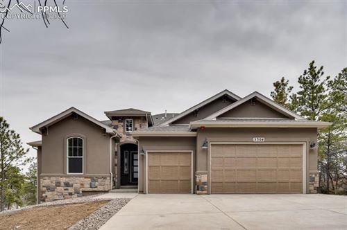 Photo of 5304 Old Star Ranch View, Colorado Springs, CO 80906 (MLS # 3324097)
