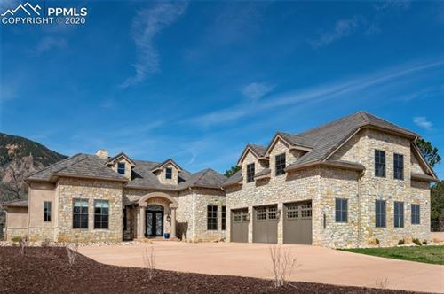 Photo of 3560 Sebastian Heights, Colorado Springs, CO 80906 (MLS # 7288097)