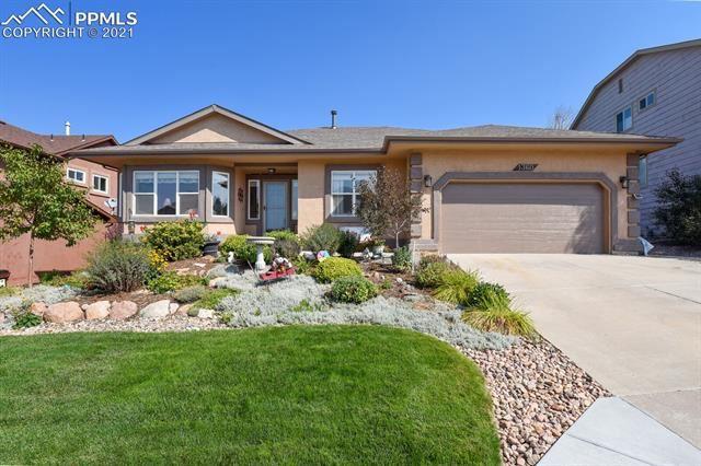 1360 Almagre Peak Drive, Colorado Springs, CO 80921 - #: 9045097