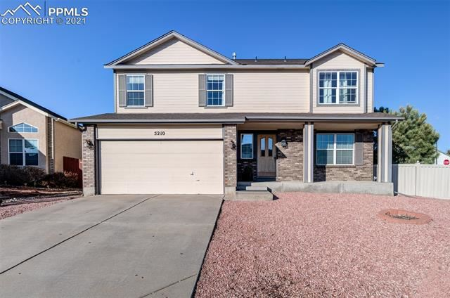 Photo for 5210 Chaise Drive, Colorado Springs, CO 80923 (MLS # 4467099)