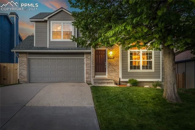 8313 Dolly Madison Drive, Colorado Springs, CO 80920 - #: 5917099