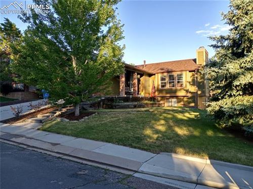 Photo of 3055 Woodview Court, Colorado Springs, CO 80918 (MLS # 6715100)