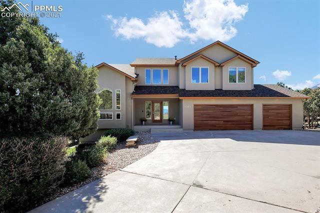Photo for 4265 Cedar Heights Drive, Colorado Springs, CO 80904 (MLS # 5412101)