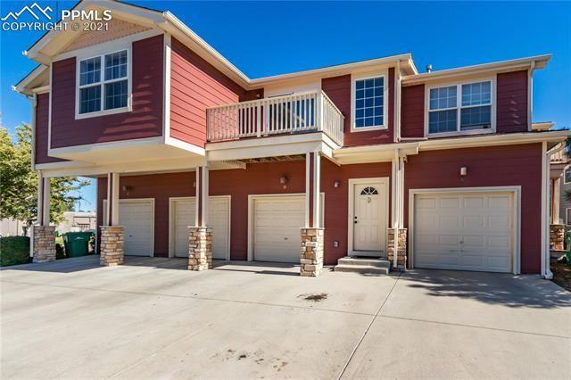 1633 Monterey Drive #D, Colorado Springs, CO 80910 - #: 8511102