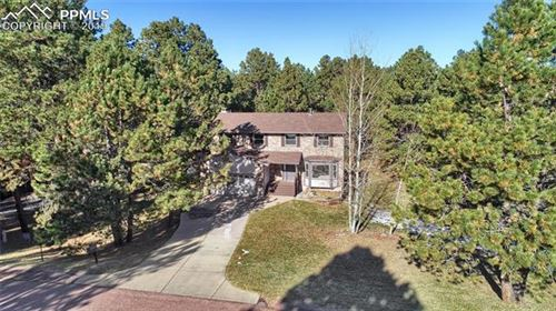Photo of 17635 Woodhaven Drive, Colorado Springs, CO 80908 (MLS # 2391103)