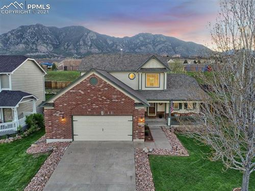 Photo of 4120 Danceglen Drive, Colorado Springs, CO 80906 (MLS # 9849103)