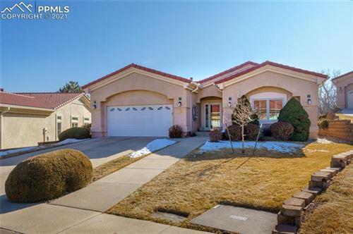 Photo of 2736 La Strada Grande Heights, Colorado Springs, CO 80906 (MLS # 4301104)