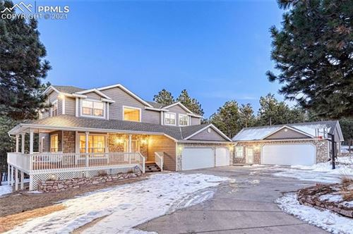 Photo of 17905 Minglewood Trail, Monument, CO 80132 (MLS # 4654104)