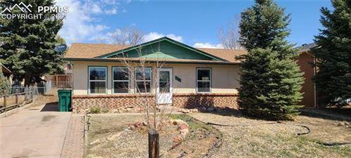 Photo of 7140 Poteae Drive, Colorado Springs, CO 80915 (MLS # 7810104)