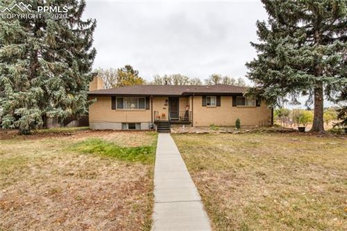Photo of 523 Orion Drive, Colorado Springs, CO 80906 (MLS # 8422104)