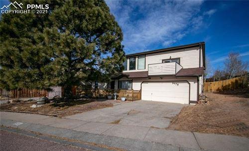 Photo of 5178 Solar Ridge Drive, Colorado Springs, CO 80917 (MLS # 9174104)