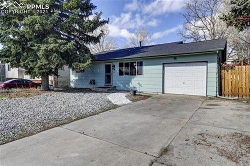 Photo of 1130 Peterson Road, Colorado Springs, CO 80915 (MLS # 9220104)