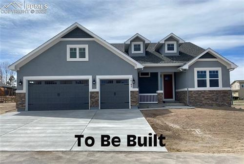 Photo of 14172 Stone Eagle Place, Colorado Springs, CO 80921 (MLS # 2867105)