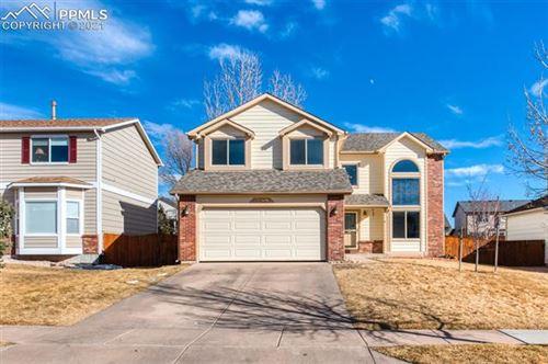 Photo of 7955 Chancellor Drive, Colorado Springs, CO 80920 (MLS # 5330105)