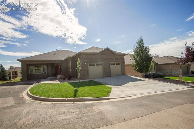 Photo for 4045 Ramshorn Point, Colorado Springs, CO 80904 (MLS # 2977105)