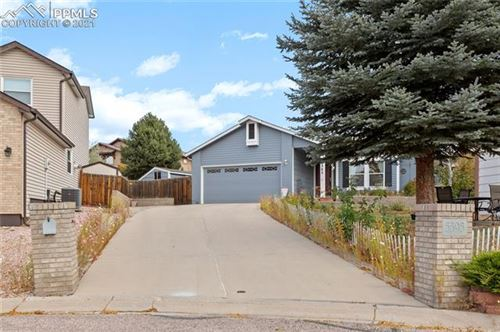 Tiny photo for 5395 Astronomy Court, Colorado Springs, CO 80917 (MLS # 1764106)