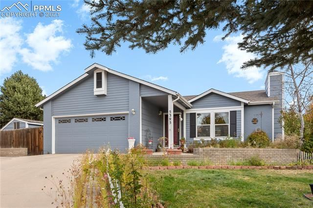 Photo for 5395 Astronomy Court, Colorado Springs, CO 80917 (MLS # 1764106)