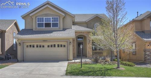 Photo of 4841 Steamboat Lake Court, Colorado Springs, CO 80924 (MLS # 4120107)