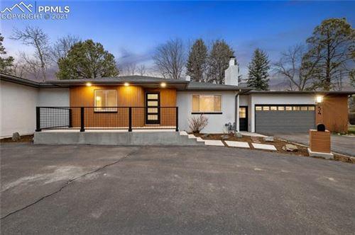 Tiny photo for 34 Broadmoor Avenue, Colorado Springs, CO 80906 (MLS # 9283109)