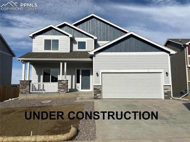 10267 Odin Drive, Colorado Springs, CO 80924 - #: 4658109