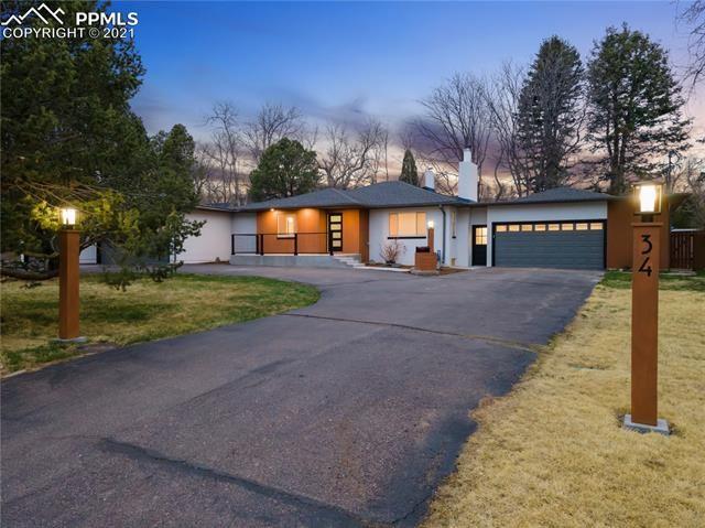 Photo for 34 Broadmoor Avenue, Colorado Springs, CO 80906 (MLS # 9283109)