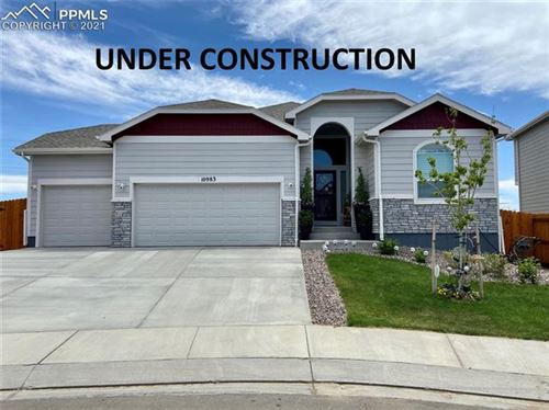Photo of 5458 Makalu Drive, Colorado Springs, CO 80924 (MLS # 4937110)