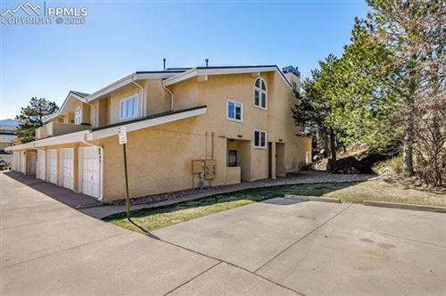 Photo of 596 Observatory Drive, Colorado Springs, CO 80904 (MLS # 1562111)