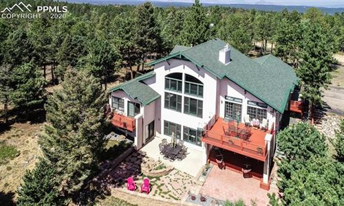 Photo of 220 Parkview Drive, Woodland Park, CO 80863 (MLS # 9616112)