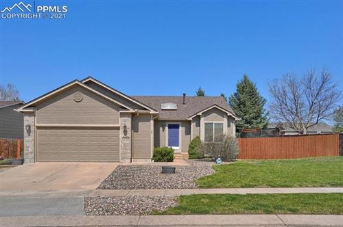 Photo of 4894 Hawk Meadow Drive, Colorado Springs, CO 80916 (MLS # 9395113)