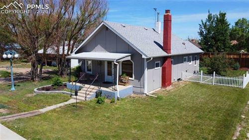 Photo of 431 Eighth Street, Calhan, CO 80808 (MLS # 7478117)