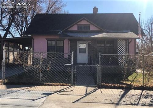Photo of 1006 E 9th Street, Pueblo, CO 81001 (MLS # 2830118)