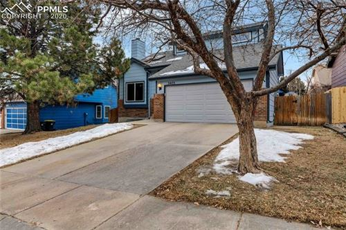 Photo of 3475 Mountainside Drive, Colorado Springs, CO 80918 (MLS # 3626119)