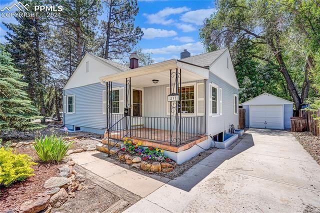 837 E Buena Ventura Street, Colorado Springs, CO 80907 - #: 3010119