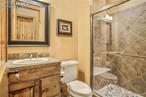 Tiny photo for 1215 Kylie Heights Heights, Woodland Park, CO 80863 (MLS # 5015120)