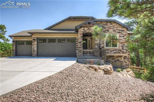 Tiny photo for 415 Stone Cottage Grove, Colorado Springs, CO 80906 (MLS # 5606120)