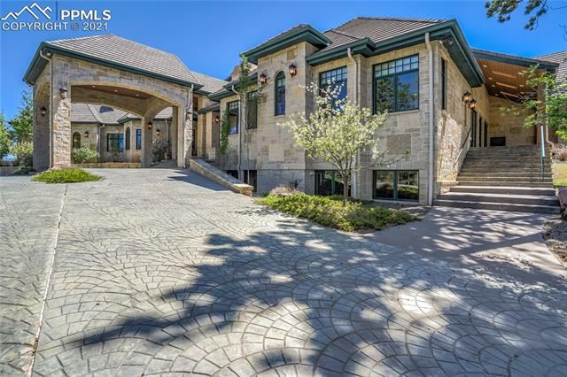 Photo for 1215 Kylie Heights Heights, Woodland Park, CO 80863 (MLS # 5015120)