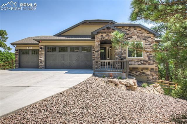 Photo for 415 Stone Cottage Grove, Colorado Springs, CO 80906 (MLS # 5606120)