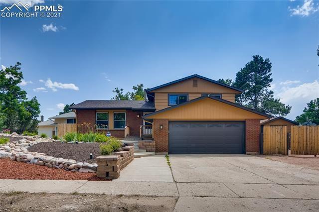 4205 S Nonchalant Circle, Colorado Springs, CO 80917 - #: 4248122