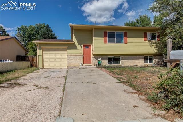 7134 Palmer Park Boulevard, Colorado Springs, CO 80915 - #: 5817122