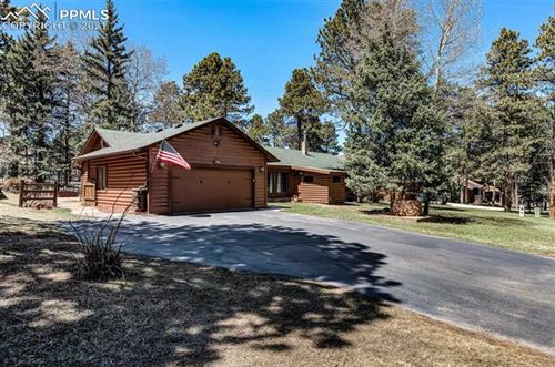 Photo of 750 Log Haven Drive, Woodland Park, CO 80863 (MLS # 4647123)