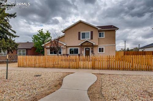 Photo of 2022 N Wahsatch Avenue, Colorado Springs, CO 80907 (MLS # 7315123)