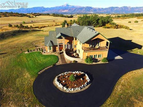 Photo of 2805 Meadow Run Circle, Colorado Springs, CO 80908 (MLS # 1189124)