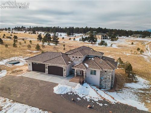 Photo of 4487 Settlers Ranch Road, Colorado Springs, CO 80908 (MLS # 3957124)