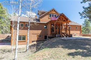 Photo of 2060 County 782 Road, Woodland Park, CO 80863 (MLS # 4944125)