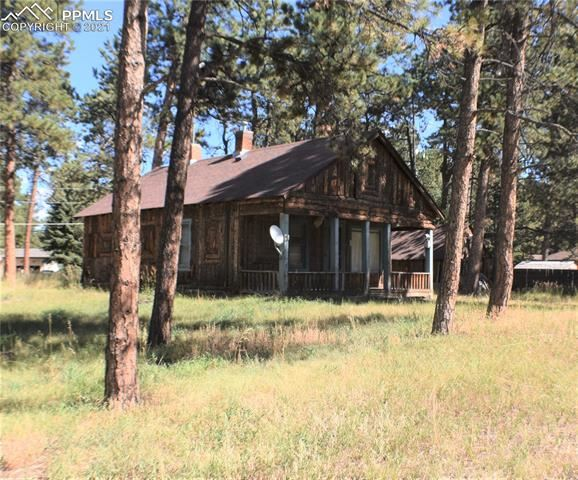 350 County Road, Woodland Park, CO 80863 - #: 9626125