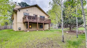 Photo of 835 E Northwoods Drive, Woodland Park, CO 80863 (MLS # 7317126)