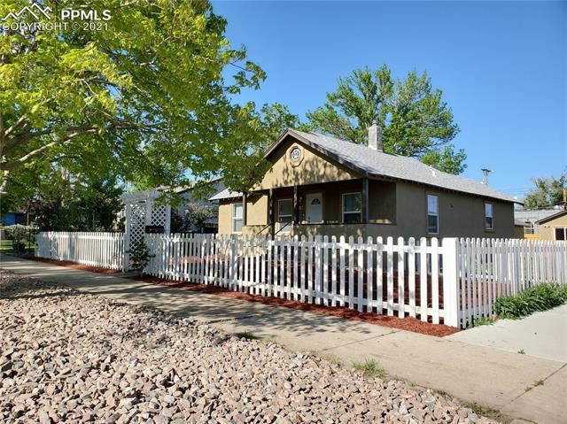 207 N Meade Avenue, Colorado Springs, CO 80909 - #: 2524130