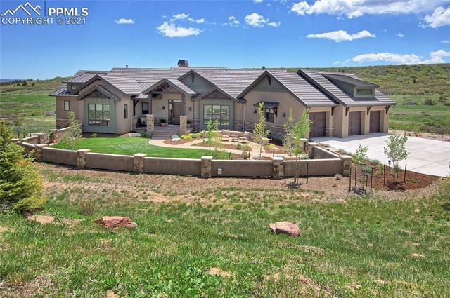 3313 Forest Lakes Drive, Monument, CO 80132 - #: 8176130
