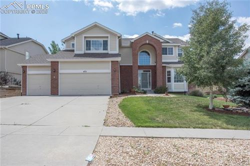 Photo of 472 Coyote Willow Drive, Colorado Springs, CO 80921 (MLS # 6661131)