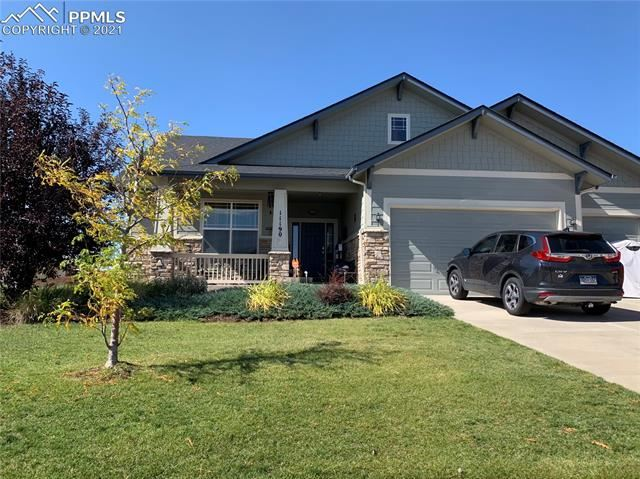 11190 Spotswood Terrace, Peyton, CO 80831 - #: 9554131